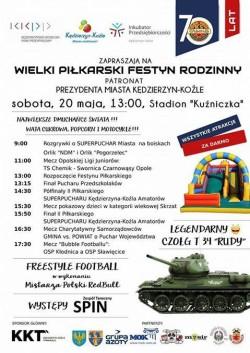 Piłkarski Festyn Rodzinny
