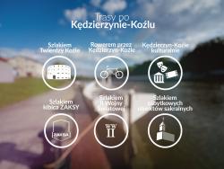 Kędzierzyn-Koźle_spis tras